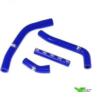 Radiatorhoses Samco sport blue - Yamaha YZF450