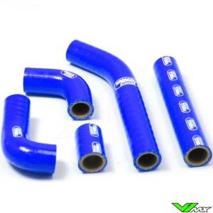 Radiatorhoses Samco sport blue - Husaberg TE125