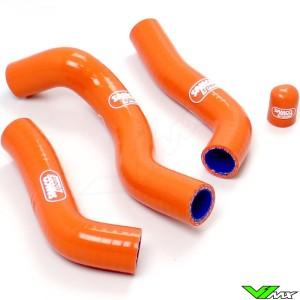 Radiateurslangen Samco sport Oranje - KTM 250EXC-F