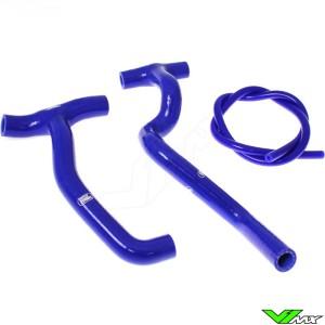 Radiatorhoses (Y) Samco sport blue - Sherco 300SEF