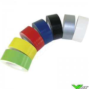Duct tape colored