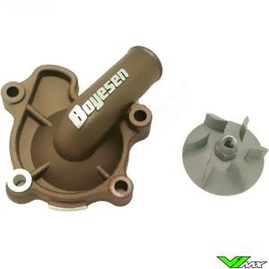 Water pump Supercooler Boyesen magnesium - Honda CRF250R