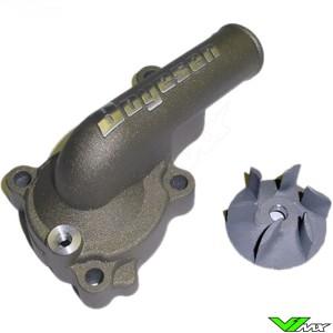 Water pump Supercooler Boyesen magnesium - Kawasaki KXF450
