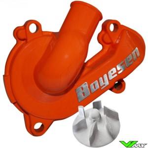 Waterpomp Supercooler Boyesen oranje - KTM 250SX-F 350SX-F 250EXC-F 350EXC-F Freeride350