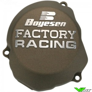 Ignition cover Boyesen magnesium - KTM 85SX Husqvarna TC85