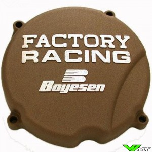 Ignition cover Boyesen magnesium - Honda CR500