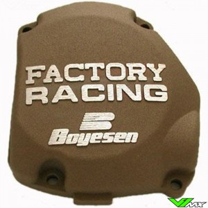 Ignition cover Boyesen magnesium - Suzuki RM125