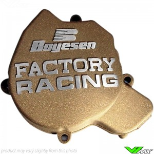 Ignition cover Boyesen magnesium - Kawasaki KX250