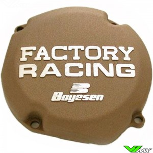 Ignition cover Boyesen magnesium - Suzuki RM250