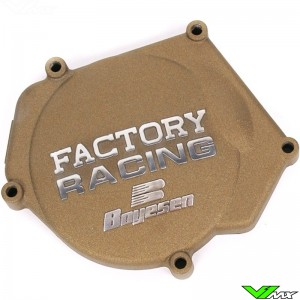Ignition cover Boyesen magnesium - Yamaha YZ250 YZ250X