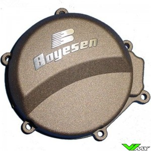 Ignition cover Boyesen magnesium - Kawasaki KX65