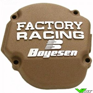 Ignition cover Boyesen magnesium - Honda CR250