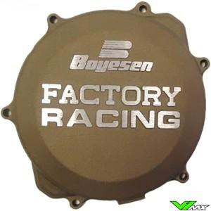 Clutch cover Boyesen magnesium - Yamaha YZ250 YZ250X