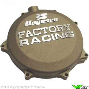 Clutch cover Boyesen magnesium - Honda CRF450X