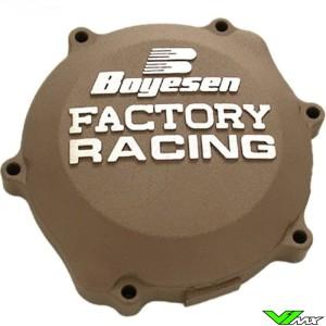 Clutch cover Boyesen magnesium - Yamaha YZ85 PW50