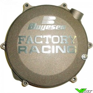 Koppelingsdeksel Boyesen magnesium - Suzuki RMZ450
