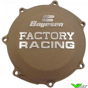 Clutch cover Boyesen magnesium - Yamaha YZF250 WR250F GasGas EC250F EC300F