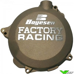 Clutch cover Boyesen magnesium - KTM 125SX 144SX 150SX 200SX 125EXC 200EXC Husqvarna TC125 TE125 Husaberg TE125