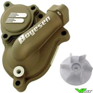 Waterpomp Supercooler Boyesen magnesium - Kawasaki KXF250 Suzuki RMZ250