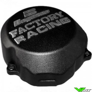 Ignition cover Boyesen black - KTM 85SX Husqvarna TC85