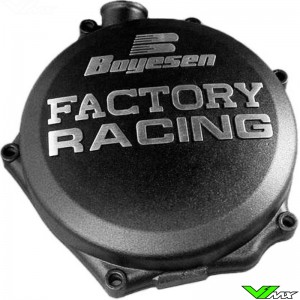 Clutch cover Boyesen black - Suzuki RMZ250