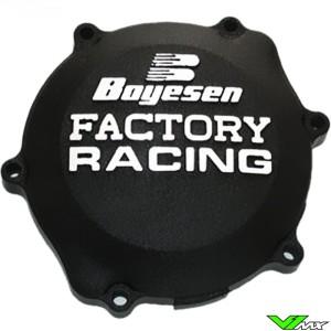 Koppelingsdeksel Boyesen zwart - Yamaha YZ85 PW50