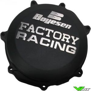 Clutch cover Boyesen black - Yamaha YZF450 WR450F