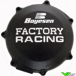 Clutch cover Boyesen black - Yamaha YZF250 WR250F