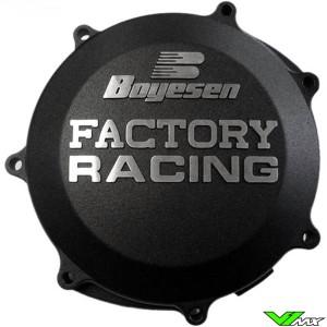 Clutch cover Boyesen black - Yamaha YZF450 WR450F GasGas EC450F