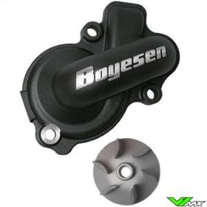 Water pump Supercooler Boyesen black - KTM 450SX-F 450EXC 500EXC Husqvarna FC450