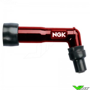 Spark plug cap NGK XD05F-R - Kawasaki KLX250 Suzuki DR250 Yamaha XT600