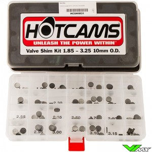 Shim kit HotCams - Beta Husaberg Husqvarna KTM