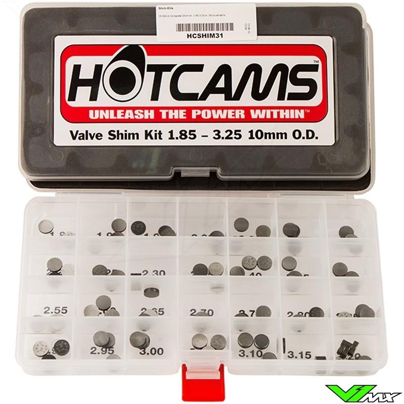 Shim kit HotCams - KTM 400EXC 450EXC 500EXC 530EXC 530EXCSixDays Enduro690