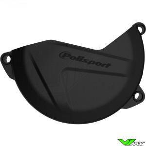 Koppelingsdeksel beschermer Zwart Polisport - Kawasaki KXF450