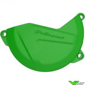 Koppelingsdeksel beschermer Groen Polisport - Kawasaki KXF450