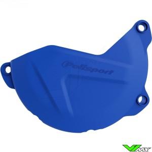 Clutch cover protector Blue Polisport - Yamaha WR450F