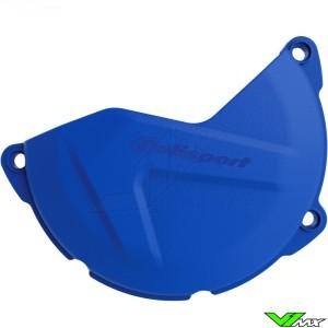Koppelingsdeksel beschermer Blauw Polisport - Yamaha YZF450