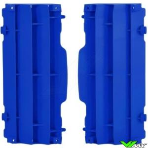 Radiator louvers Blue Polisport - Husqvarna TC125-250 FC250-450 TE125-250 FE250-50