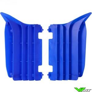 Radiator louvers Blue Polisport - Yamaha YZF250