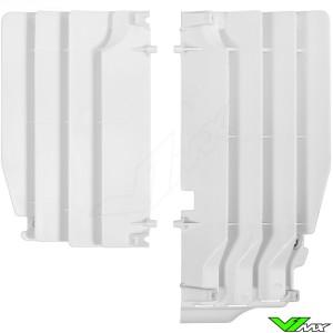 Radiateur lamellen Wit Polisport - Suzuki RMZ250