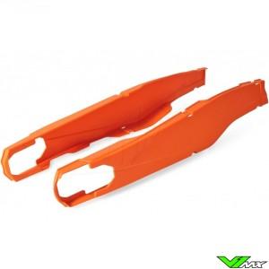Swingarm protector Orange Polisport - KTM 125SX 150SX 250SX 250SX-F 350SX-F 450SX-F