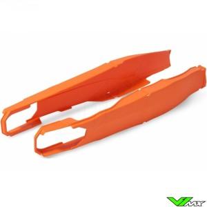 Swingarm protector Orange Polisport - KTM 125EXC 200EXC 250EXC 300EXC 450EXC 500EXC 250EXC-F 350EXC-F