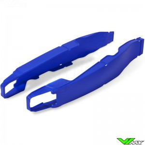 Swingarm protector Blue Polisport - Yamaha YZF250 YZF450 WR250F