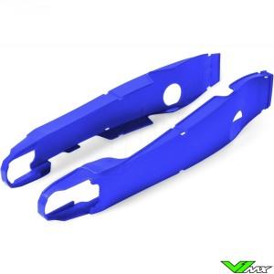 Swingarm protector Blue Polisport - Yamaha YZ125 YZ250 WR250F WR450F