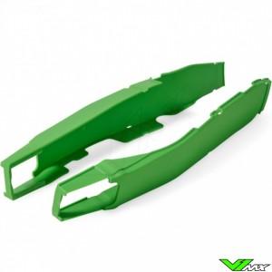 Achterbrug beschermers Groen Polisport - Kawasaki KXF250 KXF450