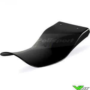Rear shock flap Black Polisport - Honda CRF50F CR80-250 CRF450R