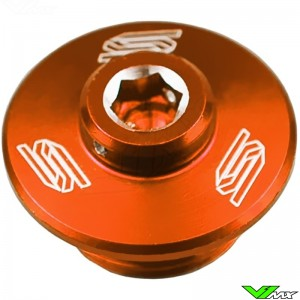 Oil filler plug Orange Scar - KTM Husqvarna Husaberg Beta Sherco