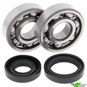 Crankshaft bearings All Balls - Kawasaki KX125