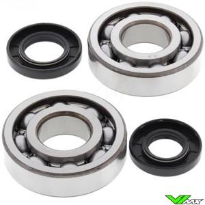 Crankshaft bearings All Balls - Kawasaki KX250 KDX250