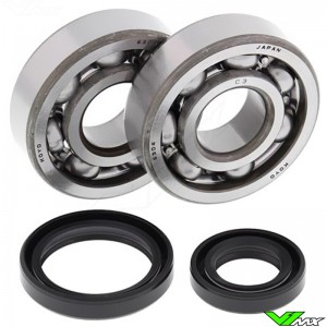 Crankshaft bearings All Balls - Suzuki RM80 RM85